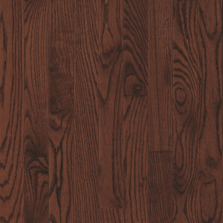 Bruce Oak Hardwood Flooring Sample (Cherry)