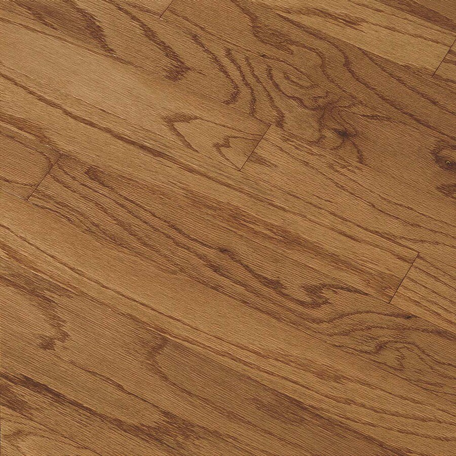 Bruce Springdale Plank Prefinished Butterscotch Engineered Oak Hardwood Flooring (25-sq ft)