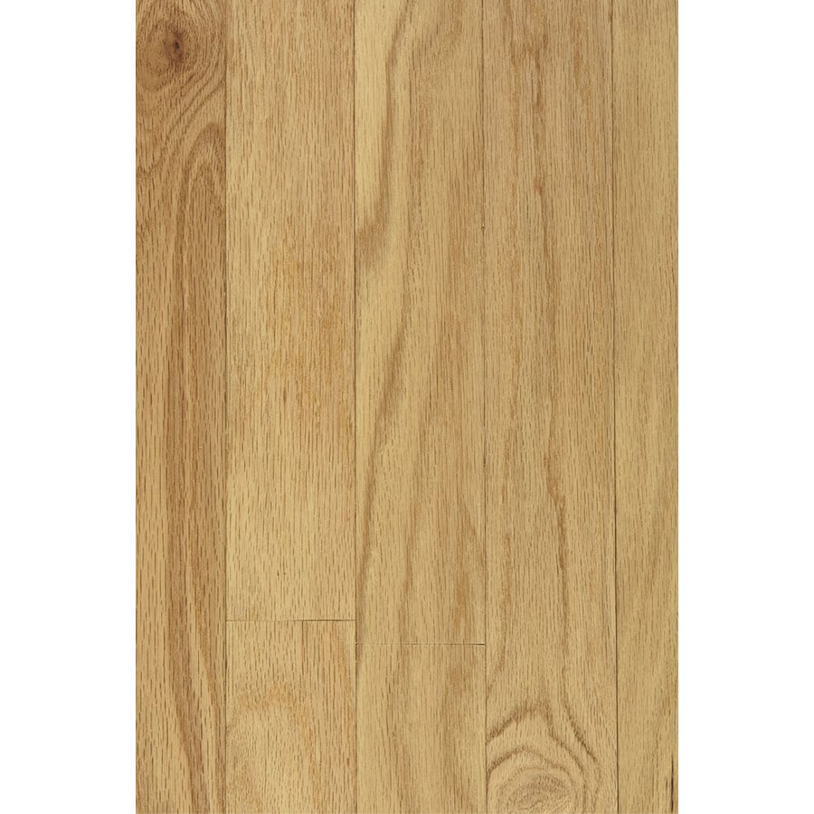 Hartco Beaumont Plank LG 3-in W Prefinished Oak Engineered Hardwood Flooring (Clear)
