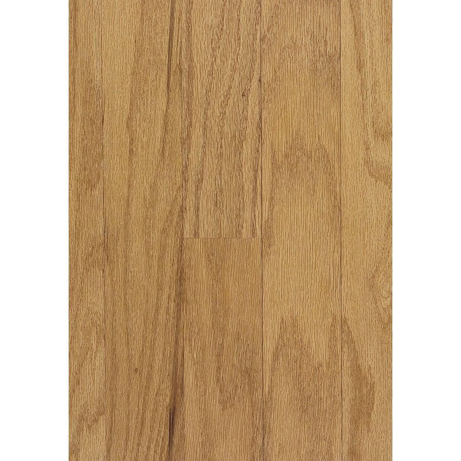 Shop hartco beaumont plank 3 in w prefinished oak for Prefinished oak flooring