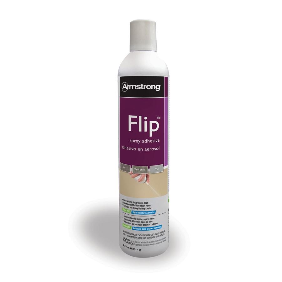 Armstrong Flooring Flip White Flooring Adhesive (22-oz)
