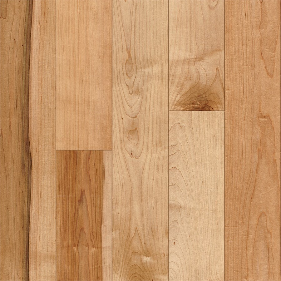 Bruce Maple Hardwood Flooring Sample (Country Natural)
