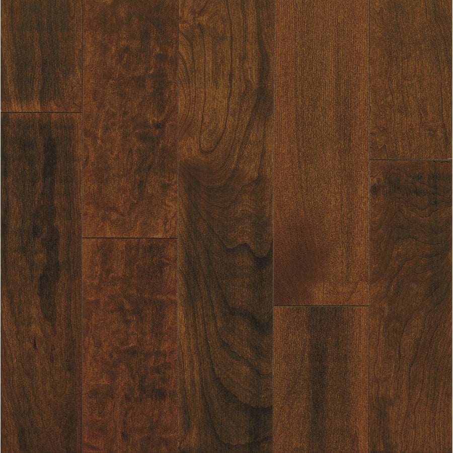 Bruce Cherry Hardwood Flooring Sample (Mountain Grove)