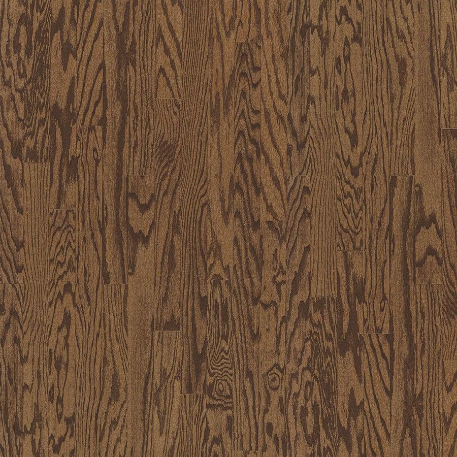 Bruce Oak Hardwood Flooring Sample (Woodstock)