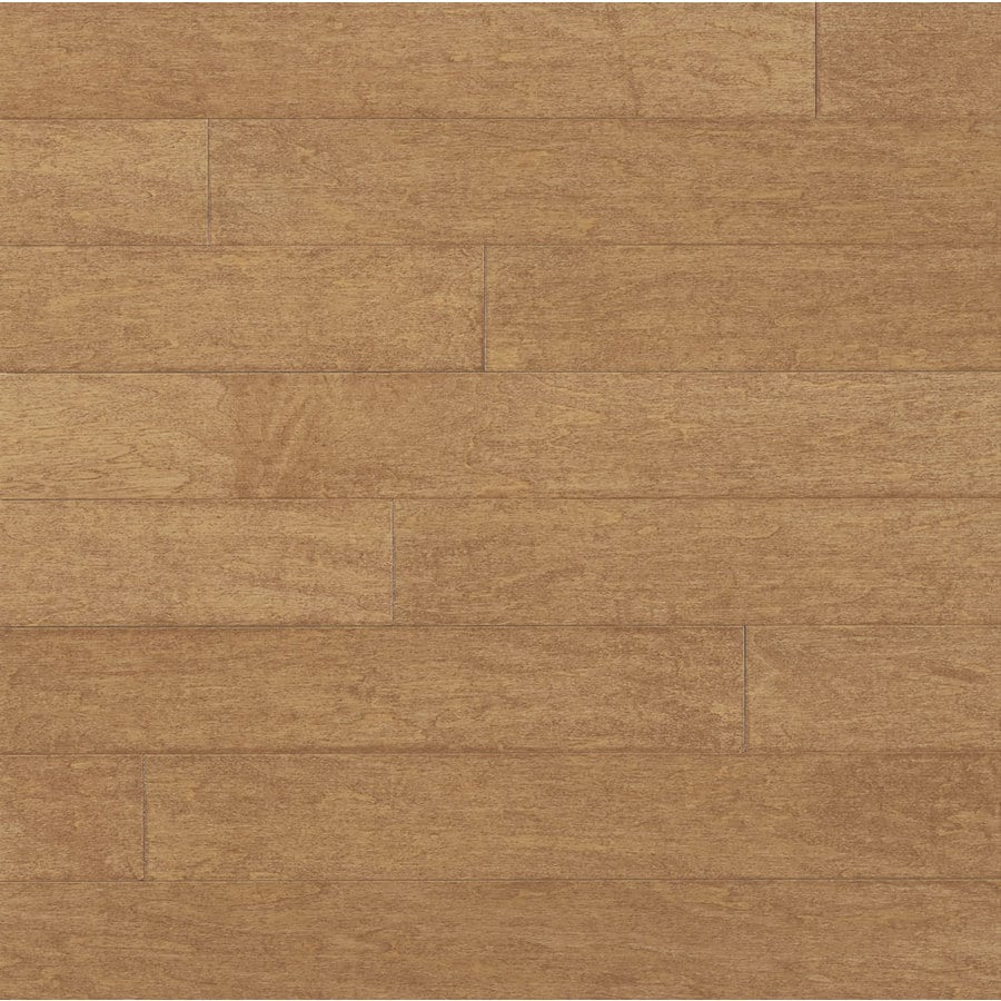 Bruce Maple Hardwood Flooring Sample (Amaretto)