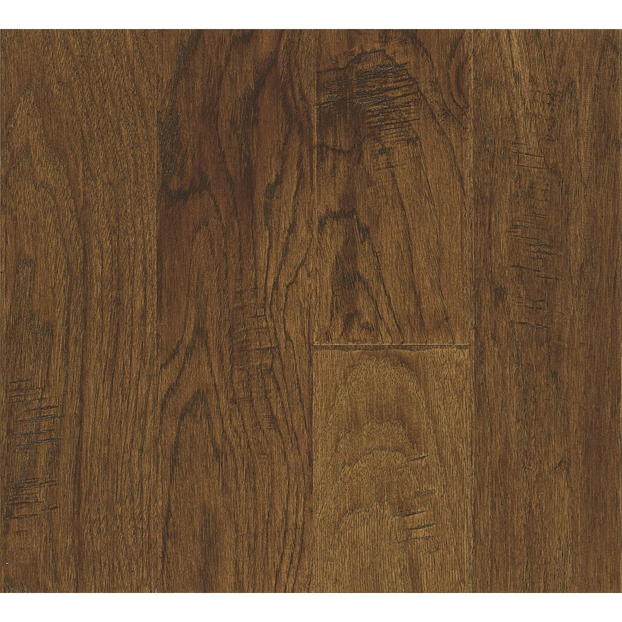 Shop bruce america 39 s best choice fall canyon hickory for Hardwood floors hickory
