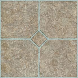 Superior Style Selections Chatsworth 1 Piece 12 In X 12 In Mosaic Peel