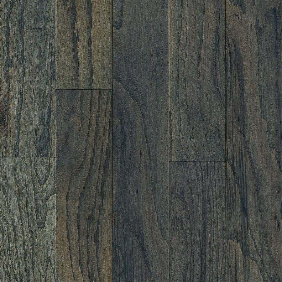 Style Selections 5-in Mink Oak Engineered Hardwood Flooring (22-sq ft)