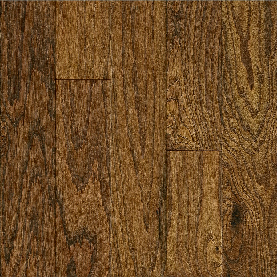 Style Selections 5-in Prefinished Spice Engineered Oak Hardwood Flooring (22-sq ft)