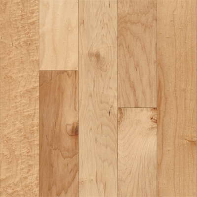 5 In Country Natural Maple Engineered Hardwood Flooring 22 Sq Ft