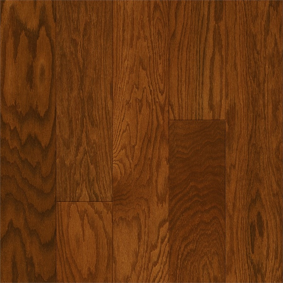 Wood Floor Colors Hardwood Floors And Wood Flooring: Shop Style Selections Oak Hardwood Flooring Sample (Gunstock) At Lowes.com