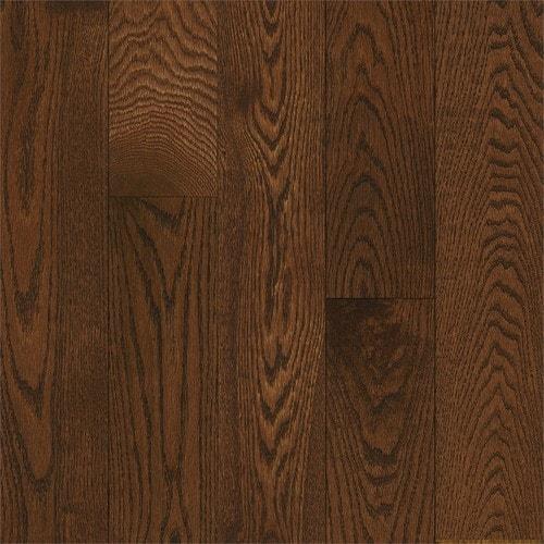 Bruce America S Best Choice 5 In Saddle Oak Solid Hardwood