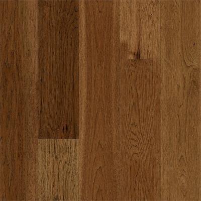 America S Best Choice 5 In Honey Grain Hickory Solid Hardwood Flooring 23 Sq Ft