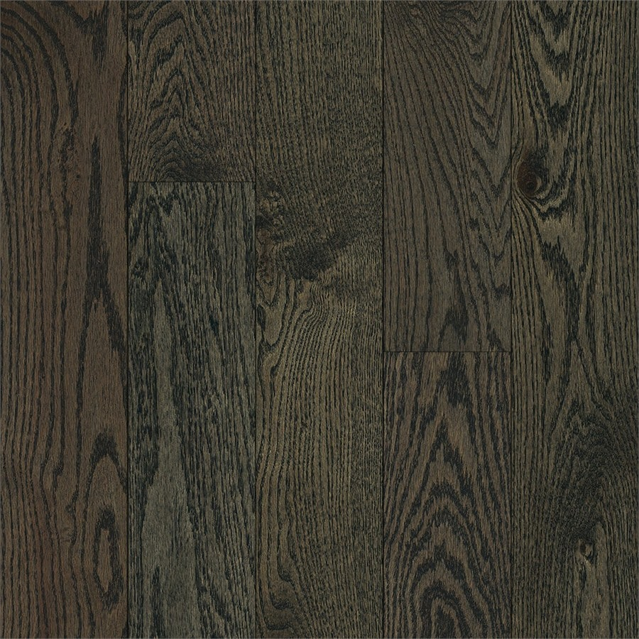 Bruce Oak Hardwood Flooring Sample (Quick Silver)
