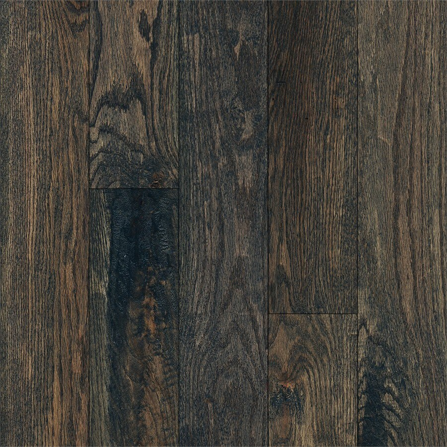 Shop Bruce Oak Hardwood Flooring Sample Coastal At Lowes Com