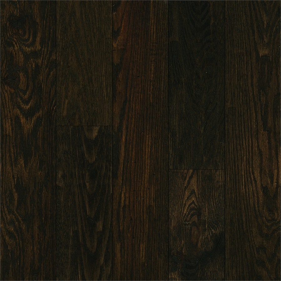 Bruce Oak Hardwood Flooring Sample (Midnight Mountain)