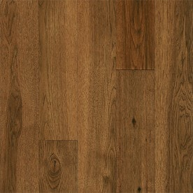 bruce brushed impressions 5in golden summer engineered hickory hardwood flooring 3937sq