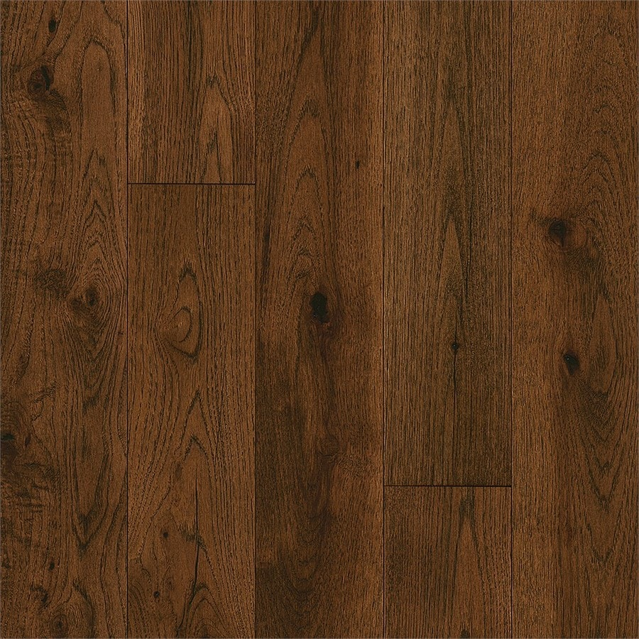 Bruce Brushed Impressions 5 In Haystack Hickory Engineered Hardwood Flooring 39 37 Sq Ft