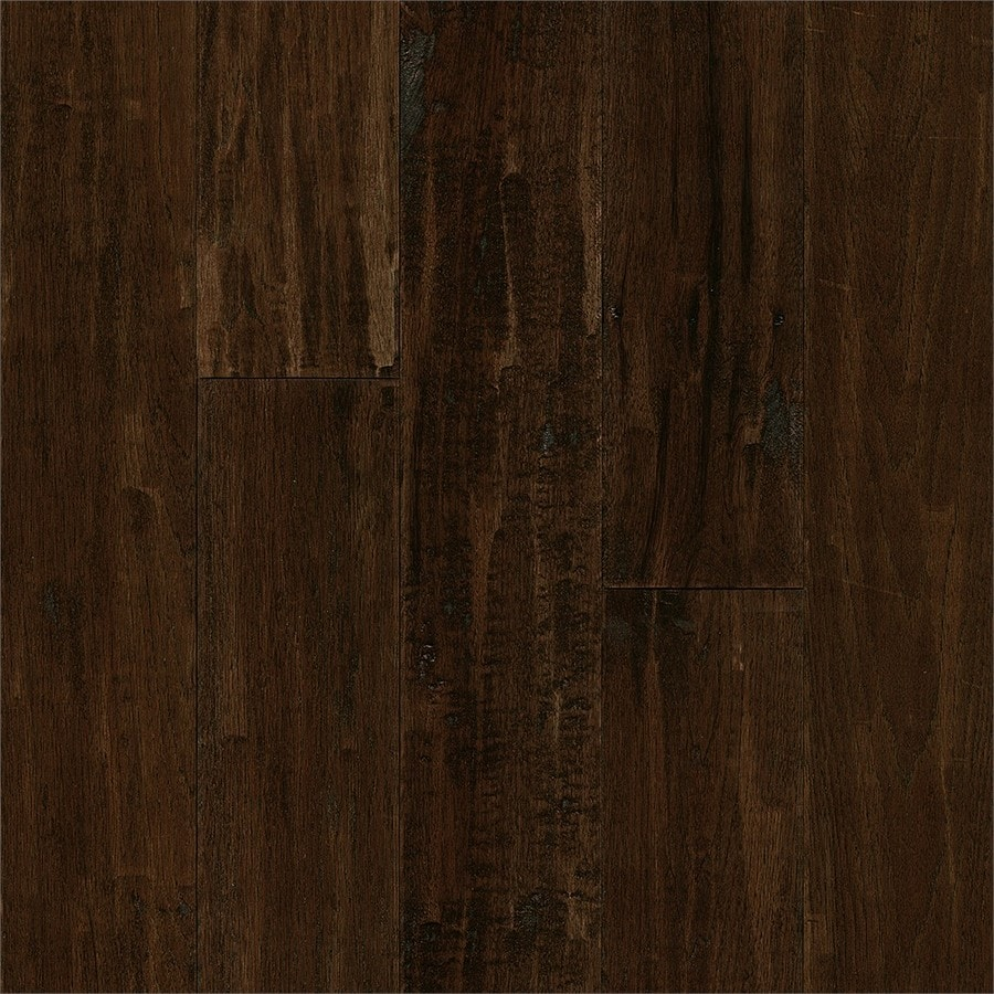 Bruce Lifetime 5 In Mountain Grove Hickory Solid Hardwood Flooring (23.5 Sq  Ft