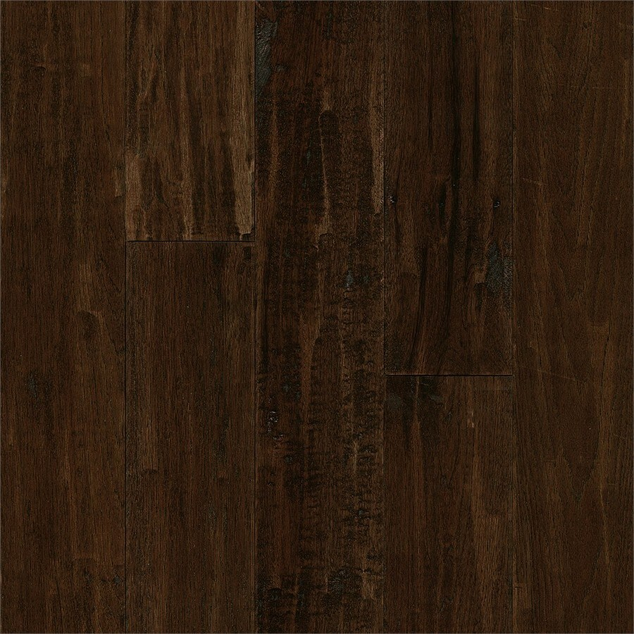 Bruce Lifetime 5-in Mountain Grove Hickory Solid Hardwood Flooring (23.5-sq ft)
