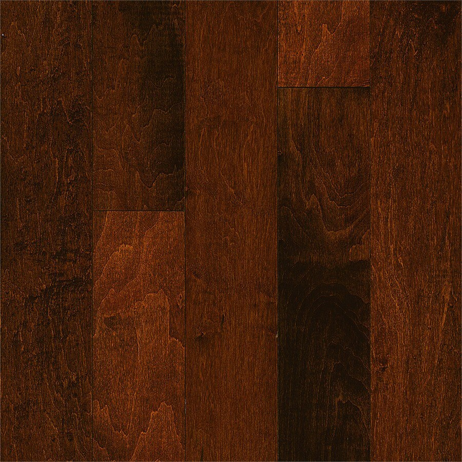 Bruce Maple Hardwood Flooring Sample Color Washed Canyon