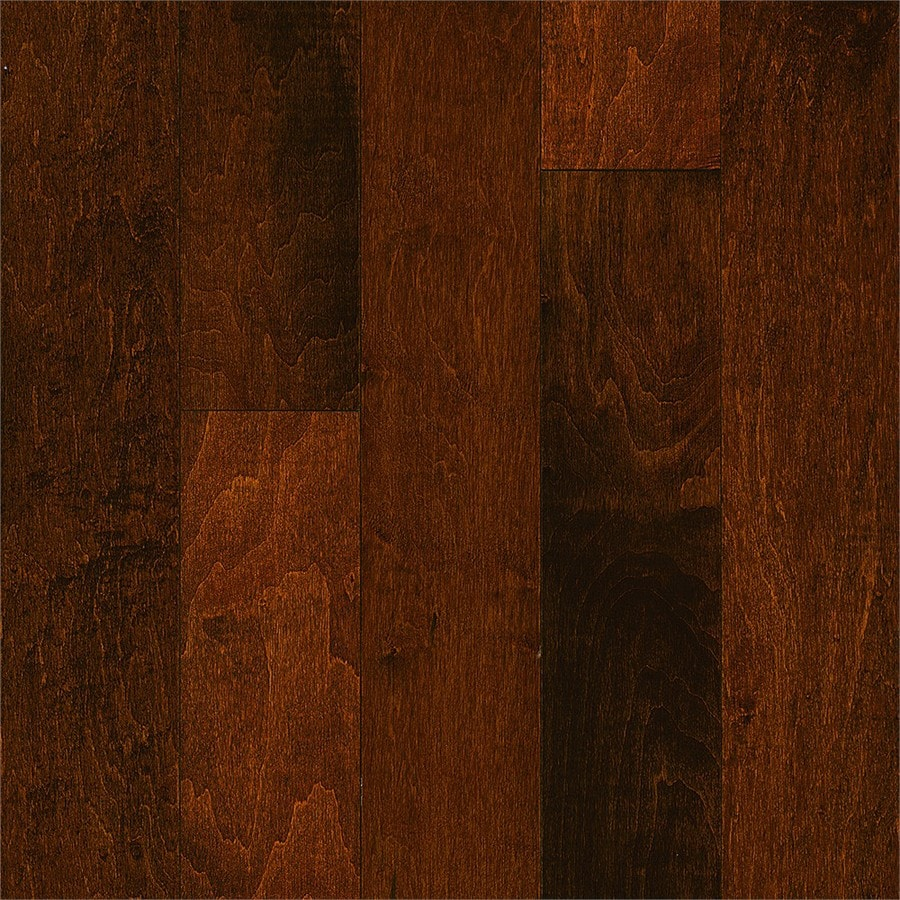Bruce Maple Hardwood Flooring Sample (Color Washed Canyon)