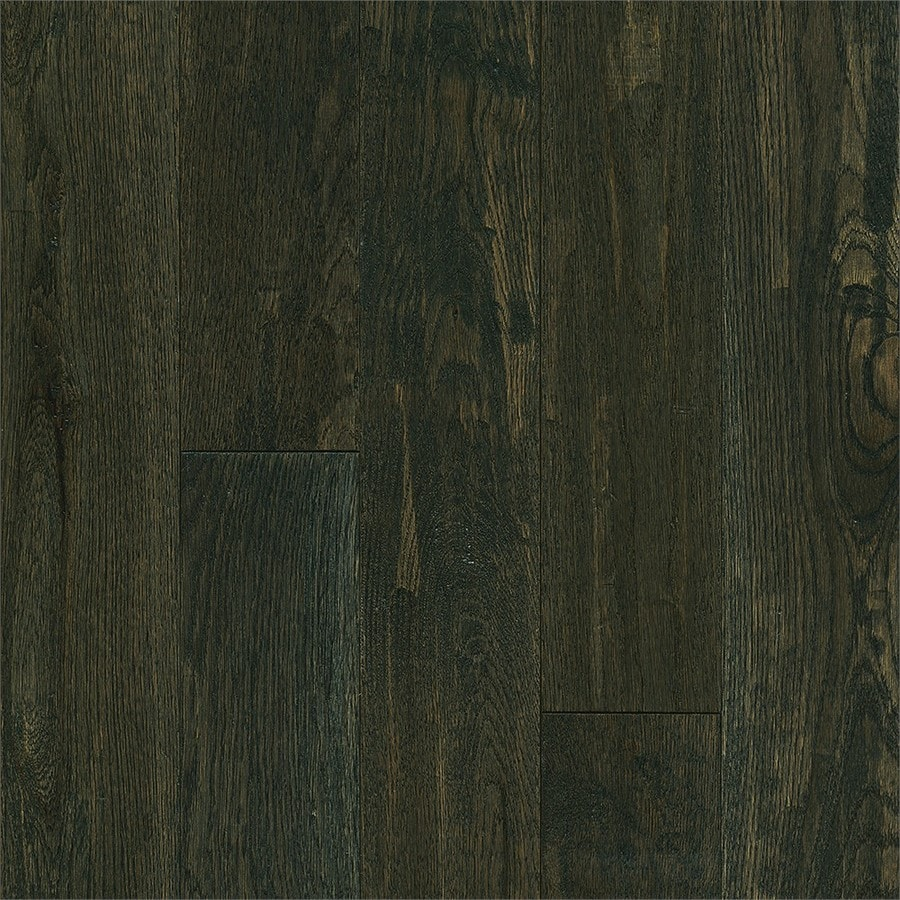 Bruce Signature Scrape 5-in Coastal Plain Handscraped Oak Hardwood Flooring (23.5-sq ft)