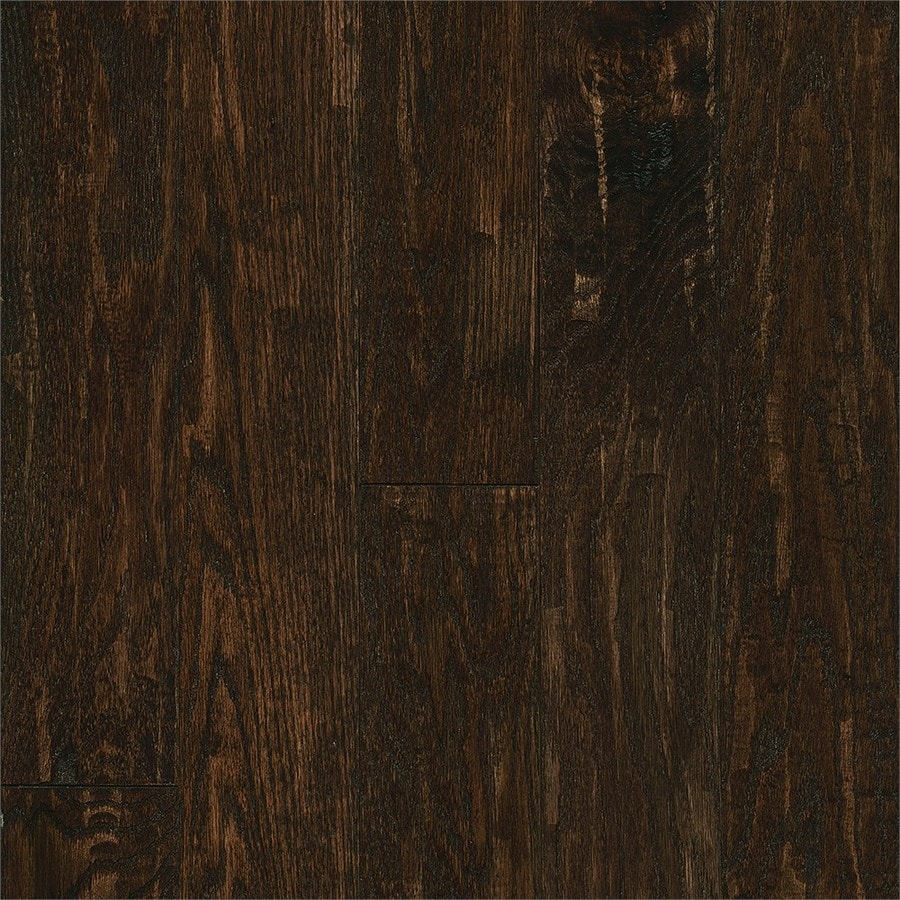 Bruce Signature Scrape 5-in Forest Lane Handscraped Oak Hardwood Flooring (23.5-sq ft)