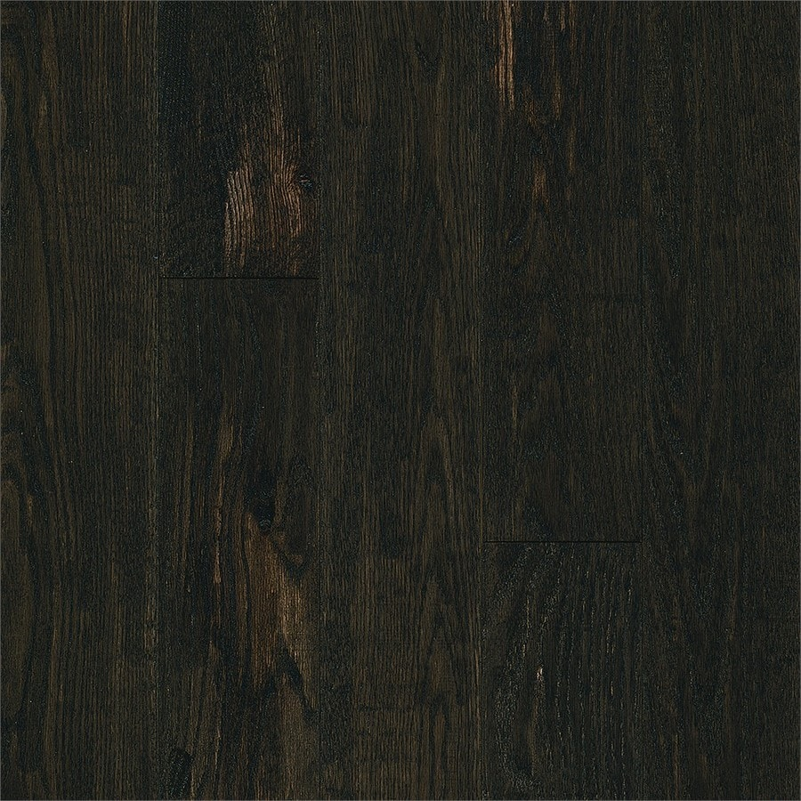 Bruce Signature Scrape 5-in Mountain Range Handscraped Oak Hardwood Flooring (23.5-sq ft)