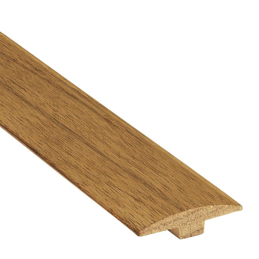 Bruce 2-in x 78-in Gunstock Oak T-Moulding Floor Moulding