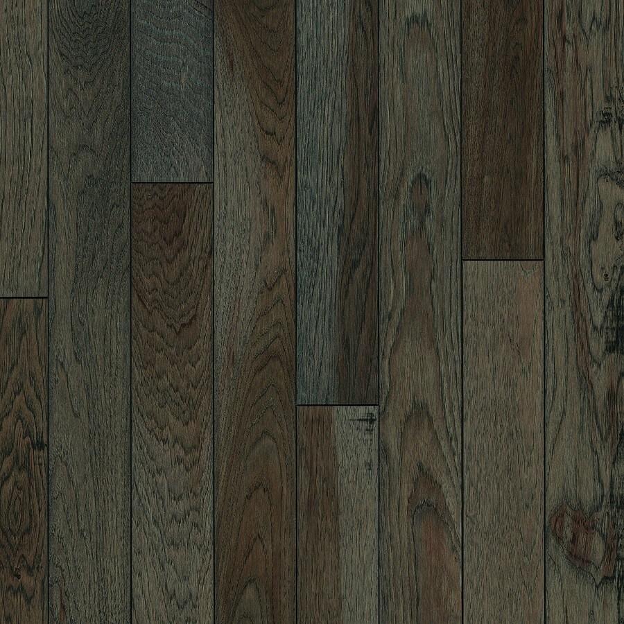 Bruce Hickory Hardwood Flooring Sample (Shady Grove)