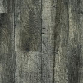 Armstrong Flooring Pickwick Landing III 12-ft W x Cut-to-Length Plank Gray Wood Look Low-Gloss Finish Sheet Vinyl