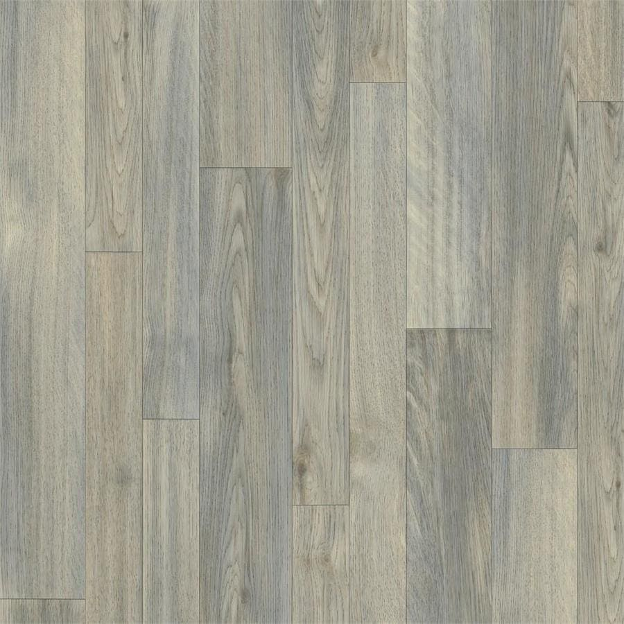 Armstrong Flooring Concerto II 12-ft W x Cut-to-Length Carriage Wood-Look Low-Gloss Finish Sheet Vinyl