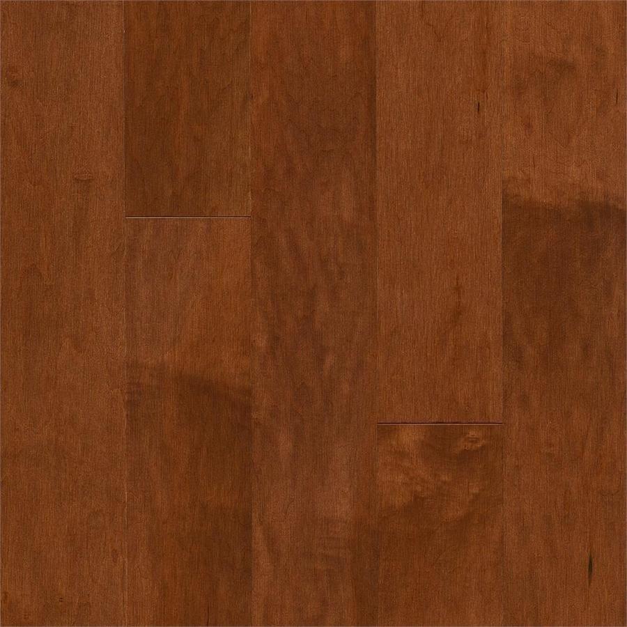 Is Bruce Hardwood Flooring Reviews: Bruce TruTop 5-in Gunstock Maple Engineered Hardwood