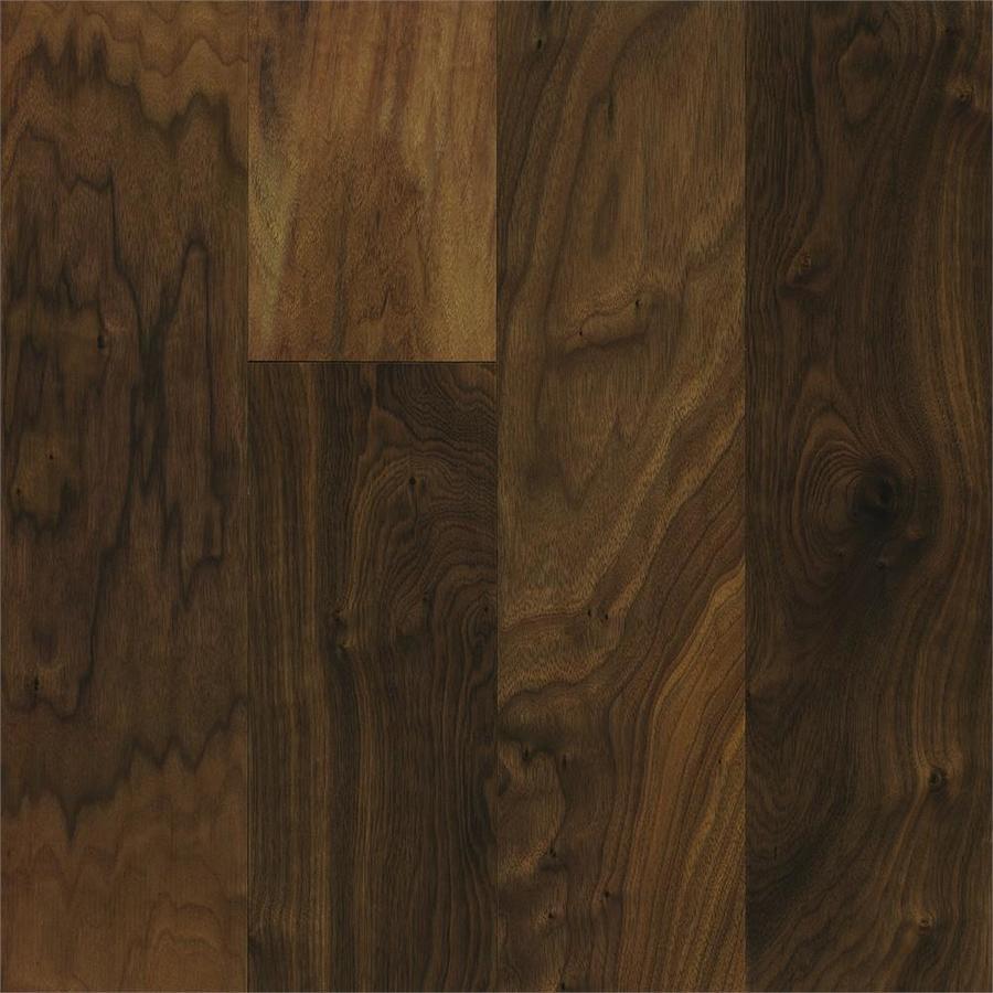 Bruce TruTop 65 In Light Coffee Walnut Engineered Hardwood Flooring 21 Sq Ft