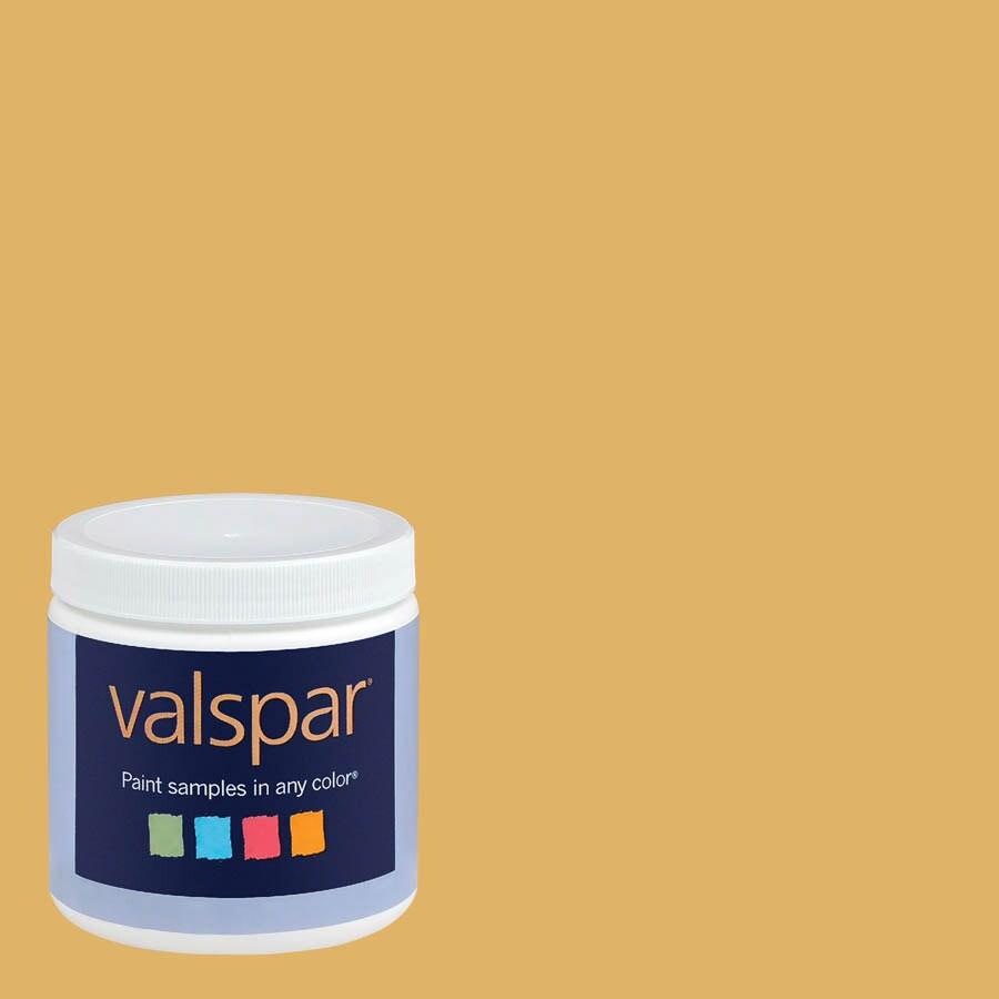 Valspar 8-oz Dylan Velvet Interior Satin Paint Sample