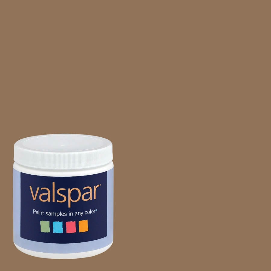 Mocha Paint Colors shop eddie bauer colorsvalspar 8-oz mocha interior satin paint