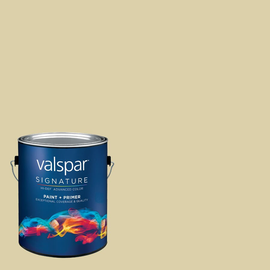 Creative Ideas for Color by Valspar Gallon Interior Matte Lamb's Ear Paint and Primer in One