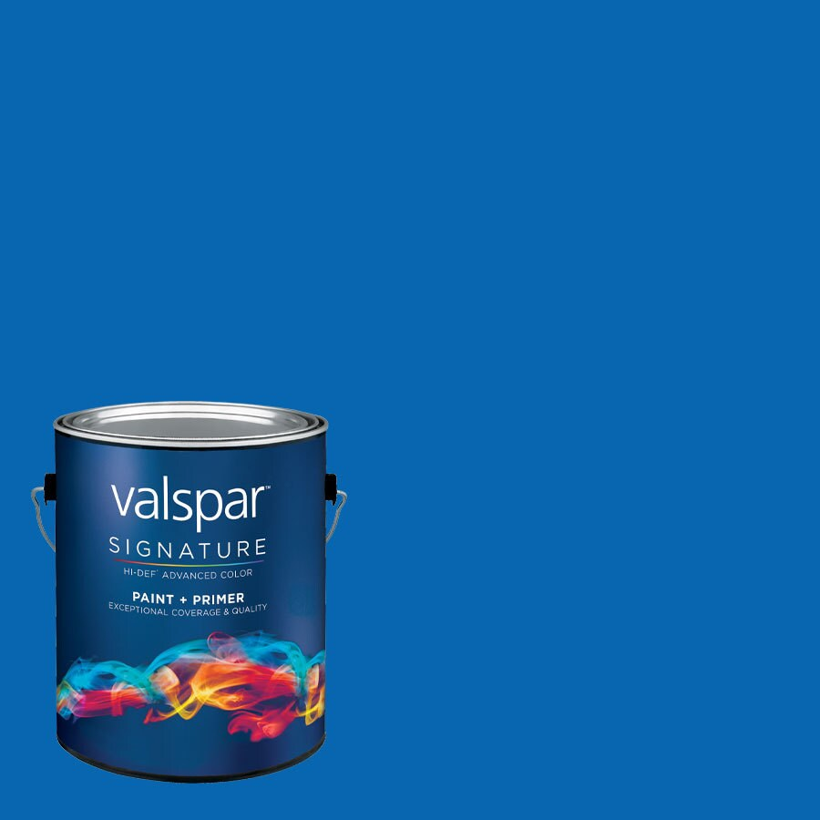Creative Ideas For Color By Valspar Gallon Size Container Interior Eggshell Pre Tinted Sky Dive
