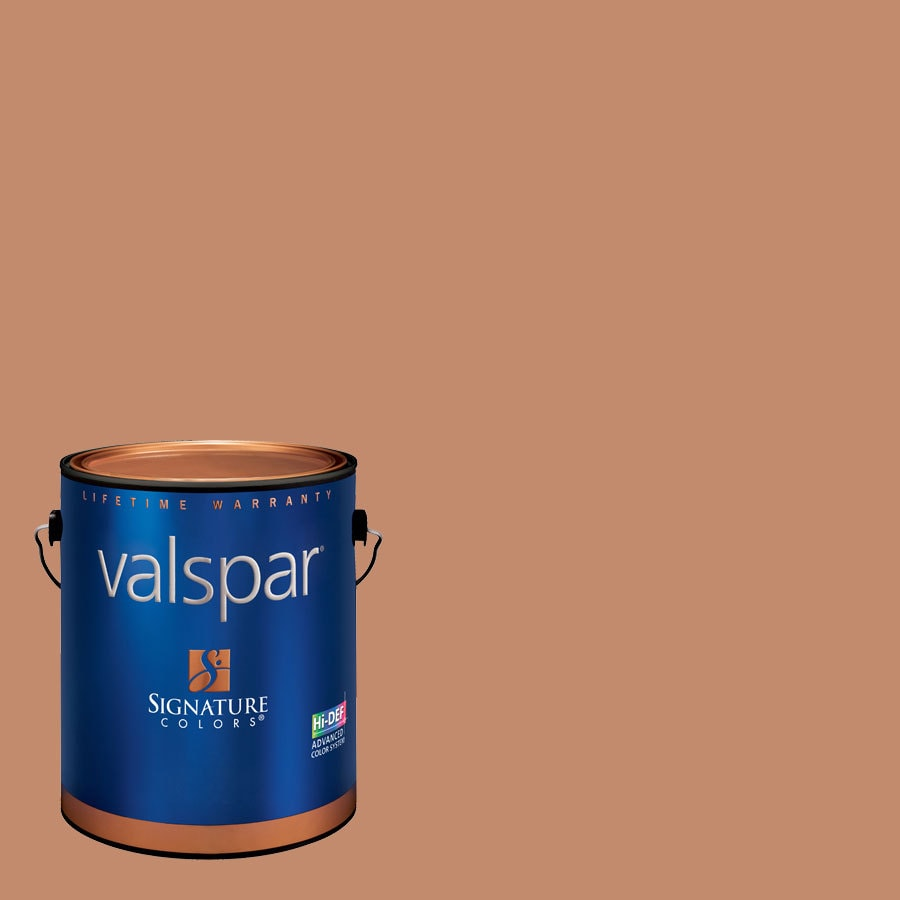 Creative Ideas For Color By Valspar 1 Gallon Interior Satin Cedar Chest Latex Base Paint And Primer In One In The Interior Paint Department At Lowes Com