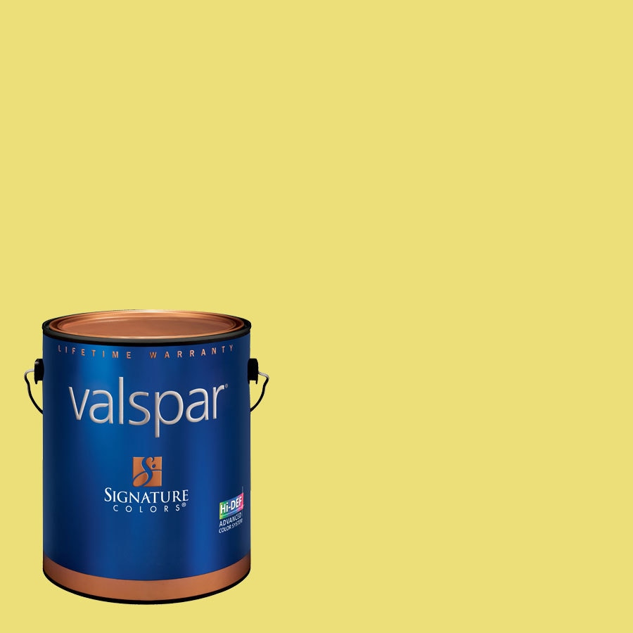 Valspar 1-Gallon Interior Matte Desert Hotsprings Latex-Base Paint and Primer in One