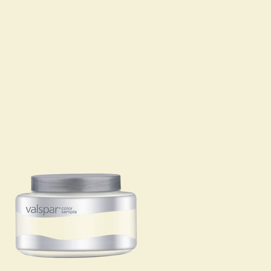 Valspar Pantone Glass Green Interior Satin Paint Sample (Actual Net Contents: 8.01-fl oz)