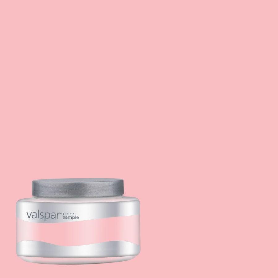 Valspar Pantone Quartz Pink Interior Satin Paint Sample Actual Net Contents 8 01 Fl Oz