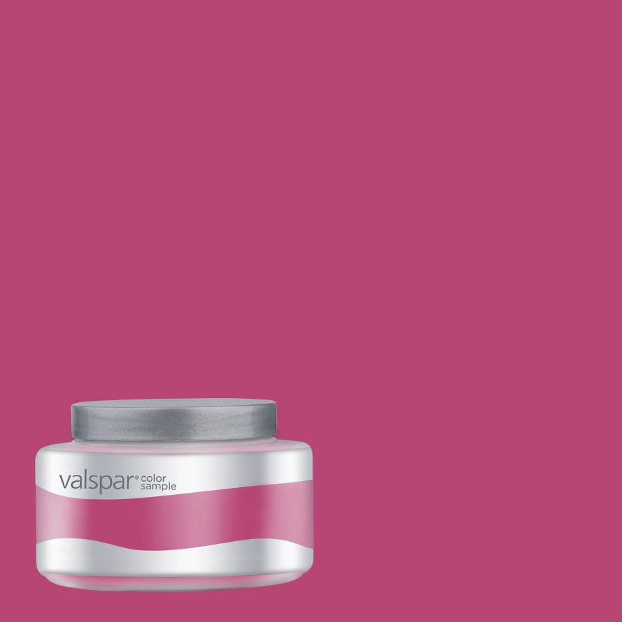 Valspar 8-oz Pantone Cabaret Interior Satin Paint Sample