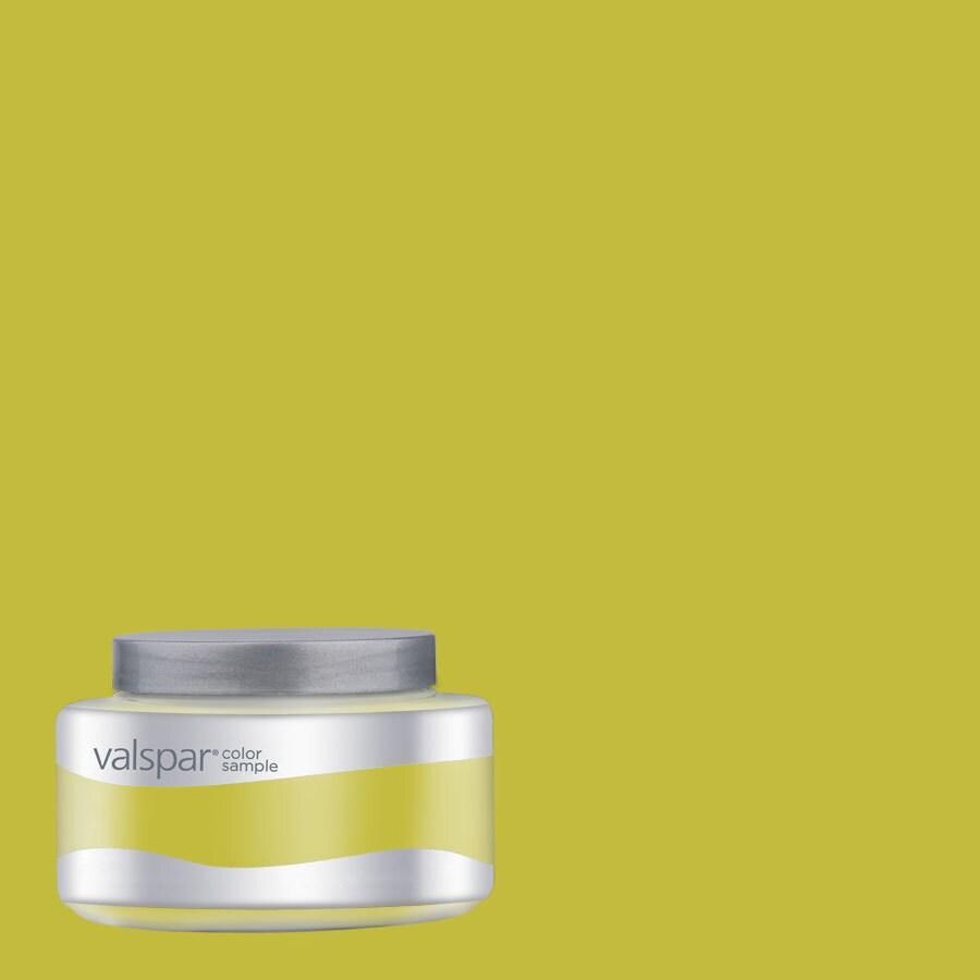 Valspar Pantone Tender Shoots Interior Satin Paint Sample (Actual Net Contents: 7.99-fl oz)