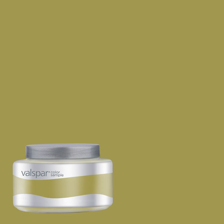 Valspar Pantone Oasis Interior Satin Paint Sample (Actual Net Contents: 7.99-fl oz)