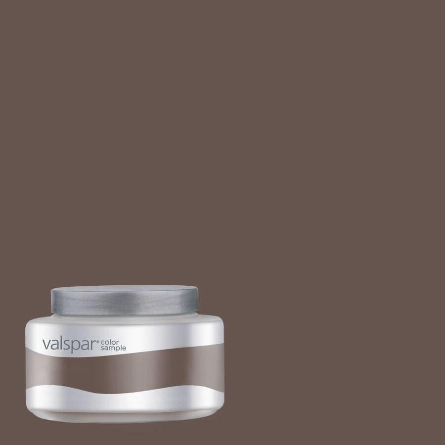 Valspar Pantone Rain Drum Interior Satin Paint Sample (Actual Net Contents: 7.99-fl oz)