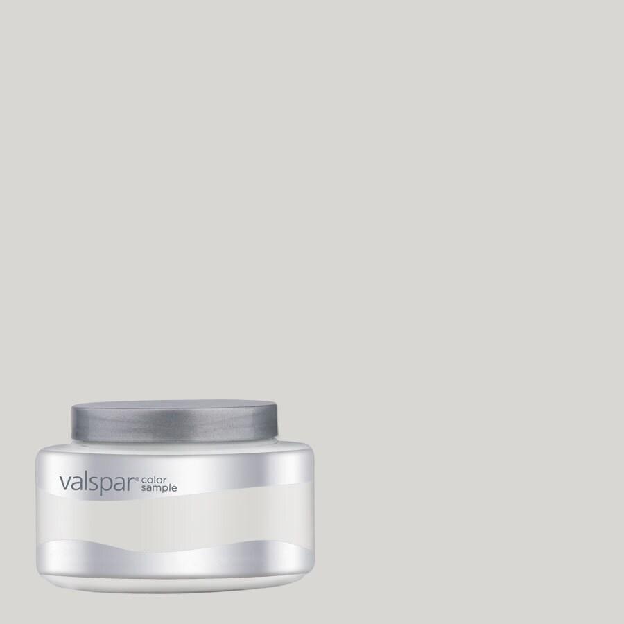 Valspar Sandstone Gray Interior Satin Paint Sample (Actual Net Contents: 7.92-fl oz)