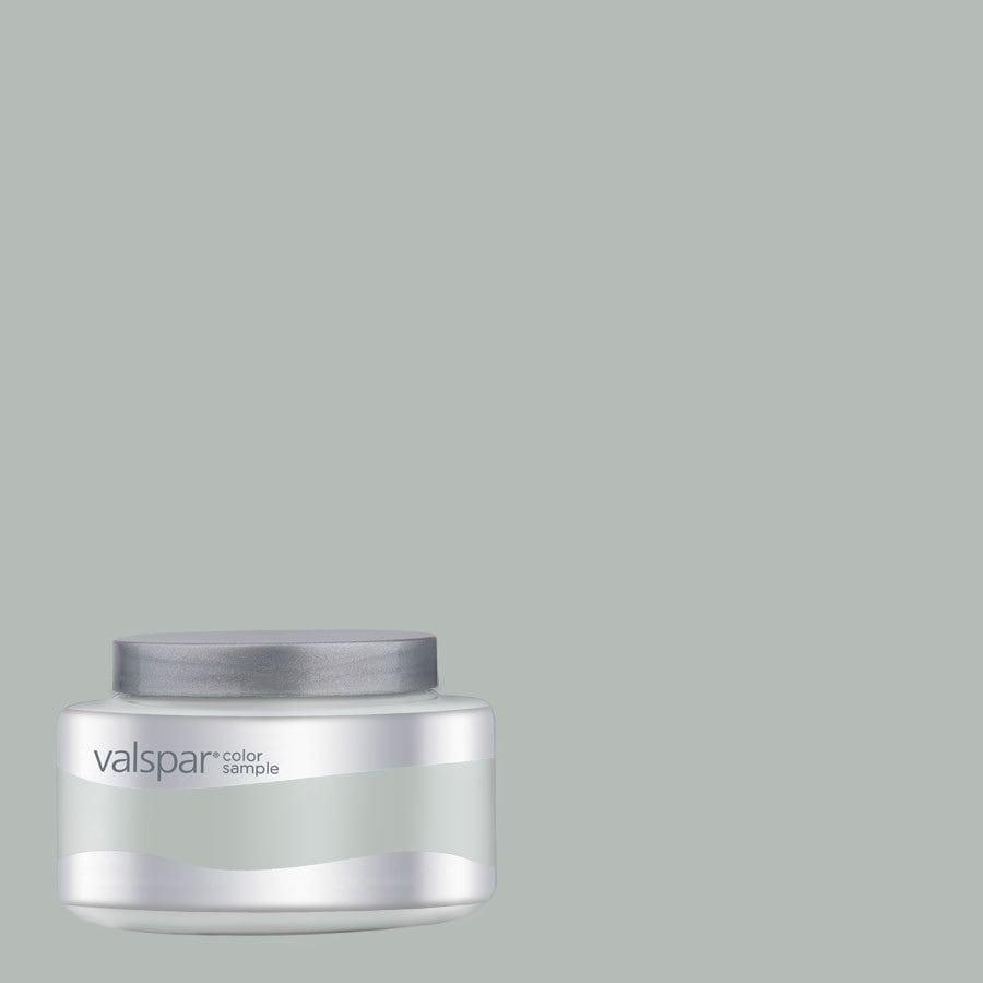 Valspar Smoke Infusion Interior Satin Paint Sample (Actual Net Contents: 7.97-fl oz)