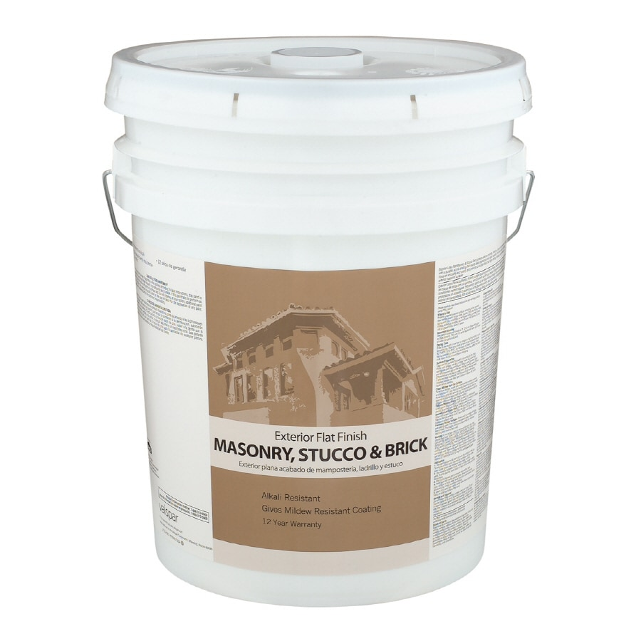 Enterprise 5 Gallon Exterior Flat Tintable Latex Base Paint